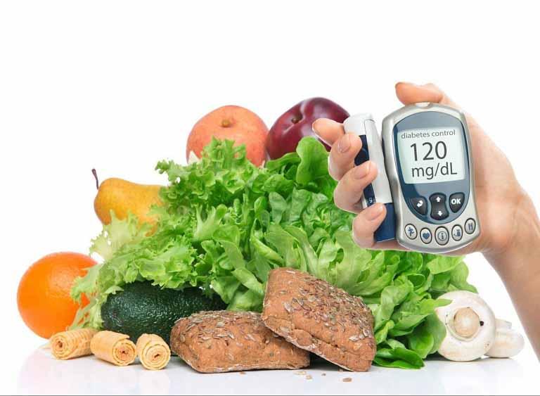 Bệnh nhân tiểu đường cần có một chế độ ăn uống khoa học