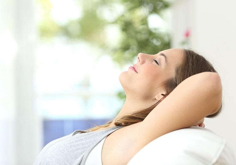 Tinh thần sảng khoái giúp cơ thể chống lại mọi bệnh tật