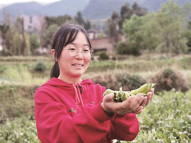 Chị Lưu Hà Trang - Cô gái đam mê với cây cỏ nhưng chẳng may mắc phải bệnh viêm xoang mãn tính