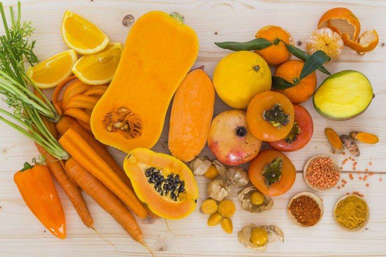 Nhóm thực phẩm carotenoid cần cho việc ngừa ung thư cổ tử cung