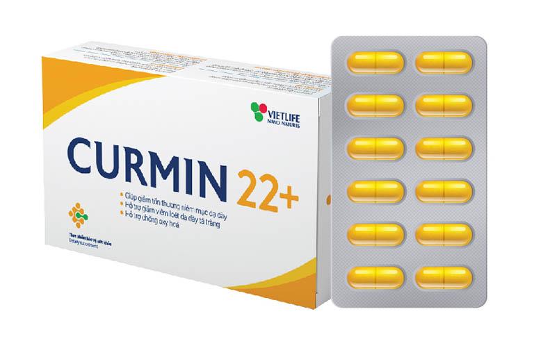 Cơ chế tác dụng của Curmin 22+
