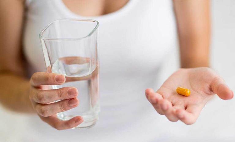 Uống sau bữa ăn 1 giờ đồng hoặc uống trước bữa ăn 30 phút.