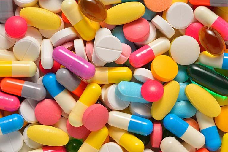 Sản phẩm Curmin 22+ có khả năng tương tác với một vài loại thuốc điều trị