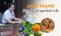 An Bì Thang - Giải pháp cho người bệnh tổ đỉa
