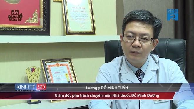 """Lương y Đỗ Minh Tuấn trên chương trình """"Góc nhìn người tiêu dùng"""" trên kênh VTC2"""