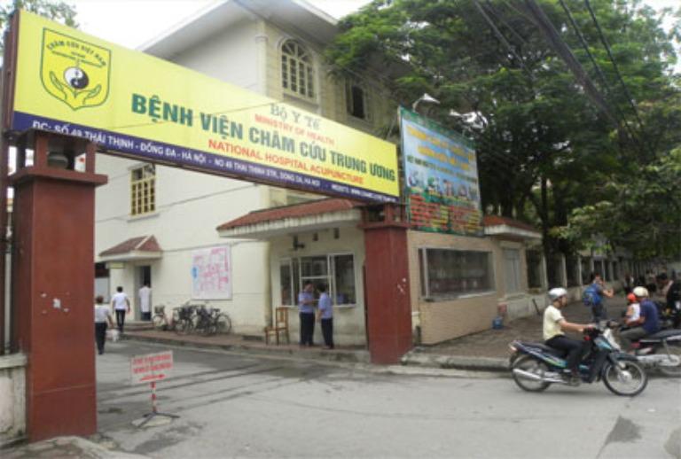 Bệnh viện châm cứu trung ương là địa chỉ có thực hiện cấy chỉ chữa xuất tinh sớm cho nam giới