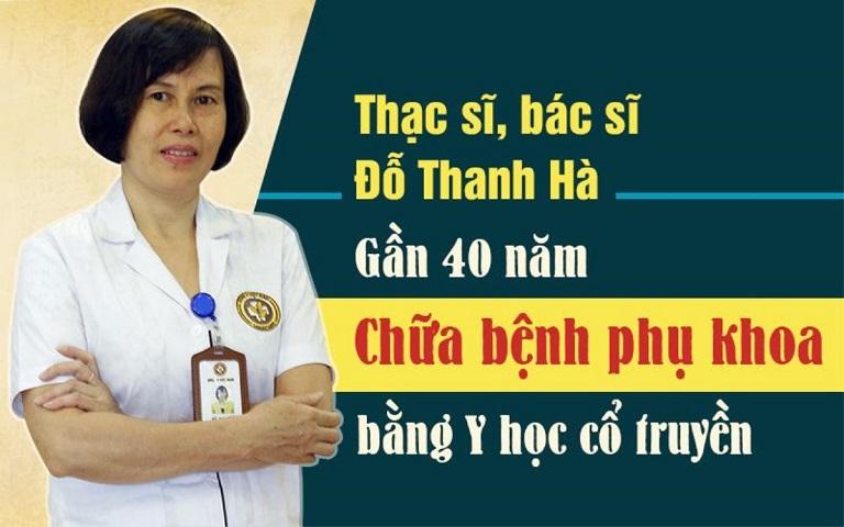 Thạc sĩ, Bác sĩ Đỗ Thanh Hà đánh giá về bài thuốc Phụ Khang Đỗ Minh