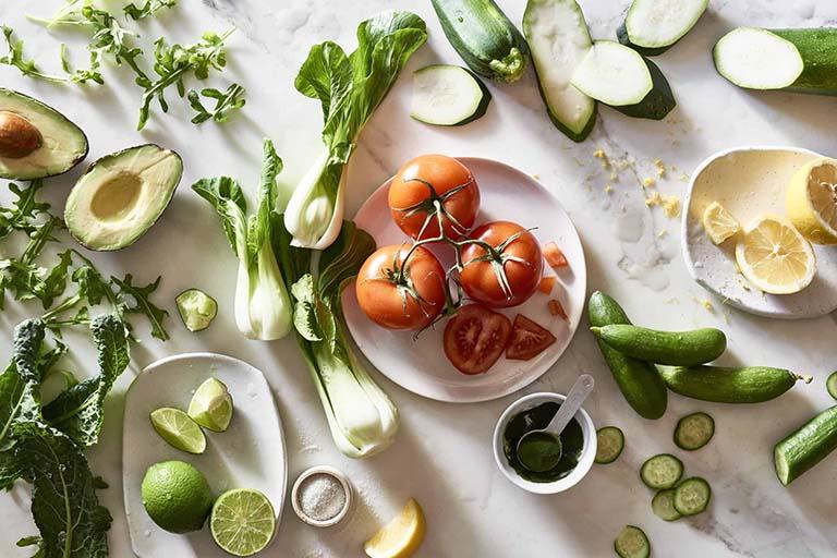 Chú ý đến chế độ dinh dưỡng, khẩu phần ăn uống mỗi ngày