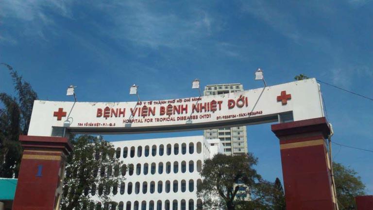 Địa chỉ xét nghiệm viêm gan tại TPHCM