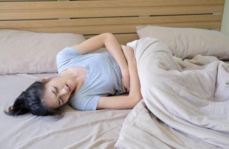 Thường xuyên có những cơn đau ở vùng bụng dưới