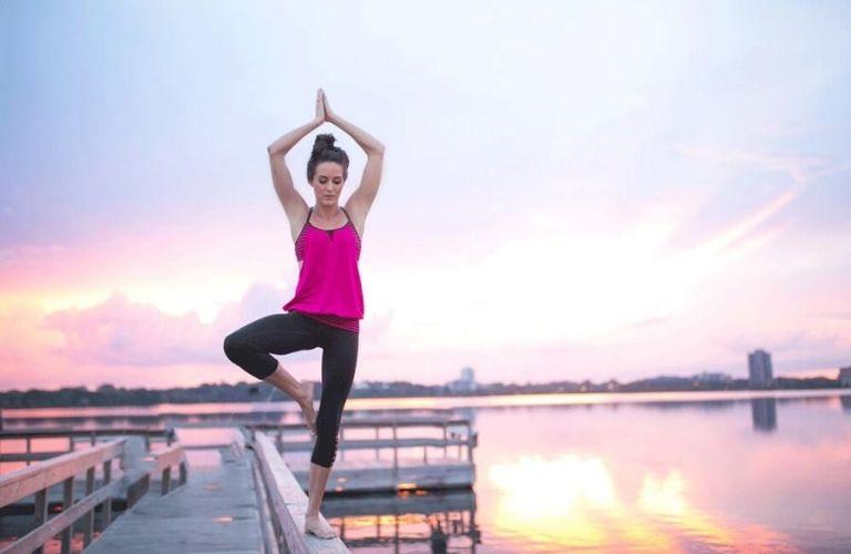 Tập luyện giúp cơ thể luôn khỏe mạnh, dẻo dai