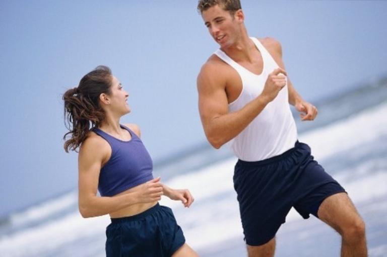 Rèn luyện thể lực là cách giúp cải thiện tình trạng yếu sinh lý tự nhiên và hiệu quả