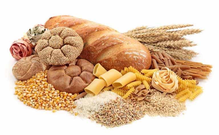 Hạn chế ăn bánh mì và các loại ngũ cốc
