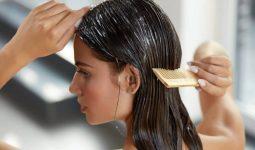 Mặt nạ cho tóc khô xơ chẻ ngọn hiệu quả