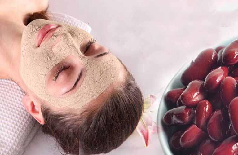 Mặt nạ đậu đỏ