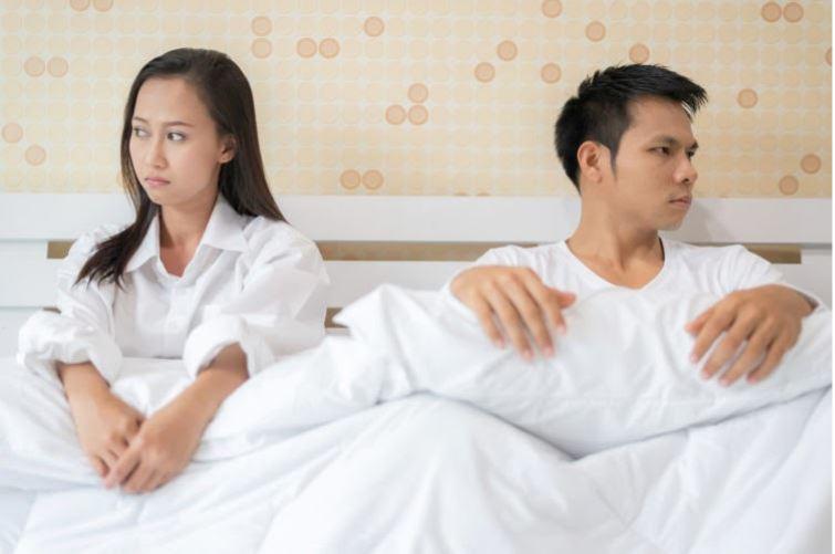 Xuất tinh sớm có thể gây ảnh hưởng đến tinh thần người bệnh và làm rạn vỡ hạnh phúc gia đình