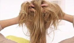 Rụng tóc mùa hè do nhiều nguyên nhân gây ra