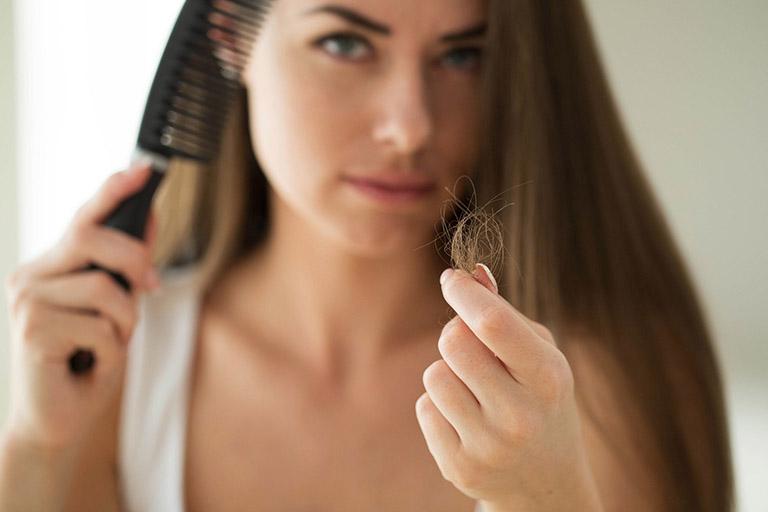 Rụng tóc nên ăn gì và những điều cần lưu ý
