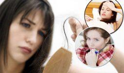 Nhiều chị em sau khi bị sốt xuất huyết lo lắng về tình trạng tóc rụng
