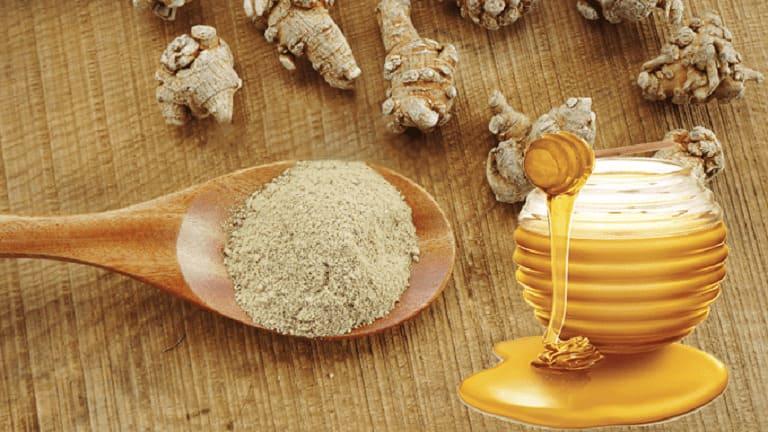 Cách dùng mật ong với tam thất để chữa bệnh