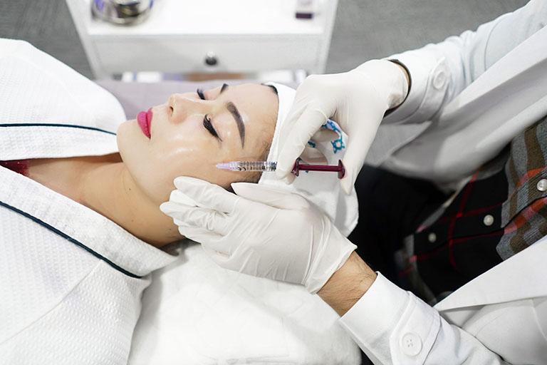 Liệu pháp Mesotherapy trị tàn nhang sẽ có liệu trình dài từ 6 - 10 lần