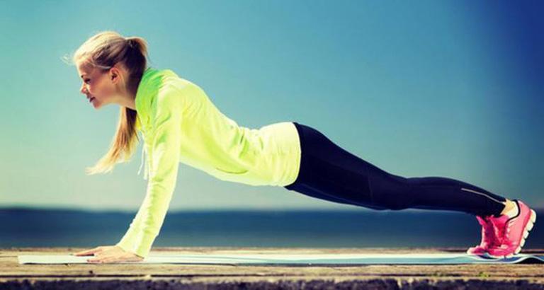 Tập thể dục thường xuyên để có một cơ thể khỏe mạnh