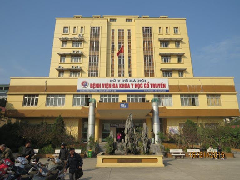 Bệnh viện Đa Khoa Y Học Cổ Truyền Hà Nội hiện có tiếp nhận điều trị bệnh phụ khoa theo Đông y