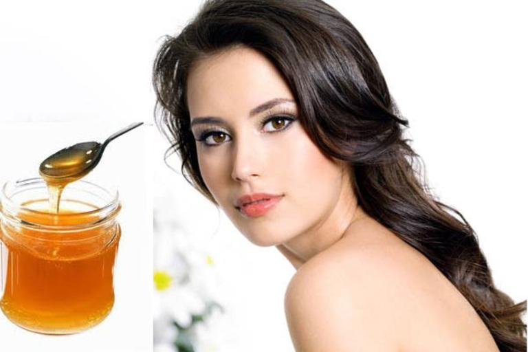 Phục hồi tóc đẹp tự nhiên với mật ong