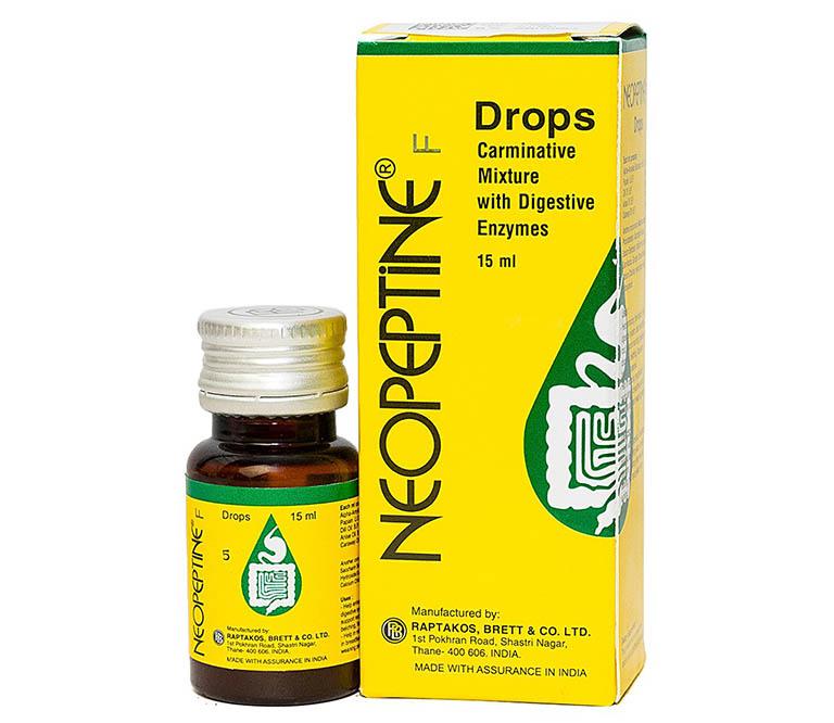Neopeptine dạng thuốc nước