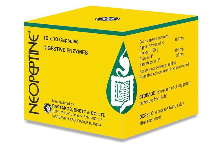 Thuốc Neopeptine: Thành phần, công dụng, cách dùng & giá bán