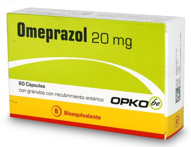 Thuốc Omeprazol: Công dụng, cách dùng và tác dụng phụ