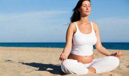 Các bài tập thể dục cho mẹ bầu và lưu ý khi tập
