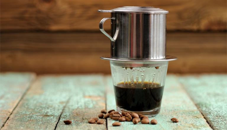 Uống cà phê sữa có hại cho gan không