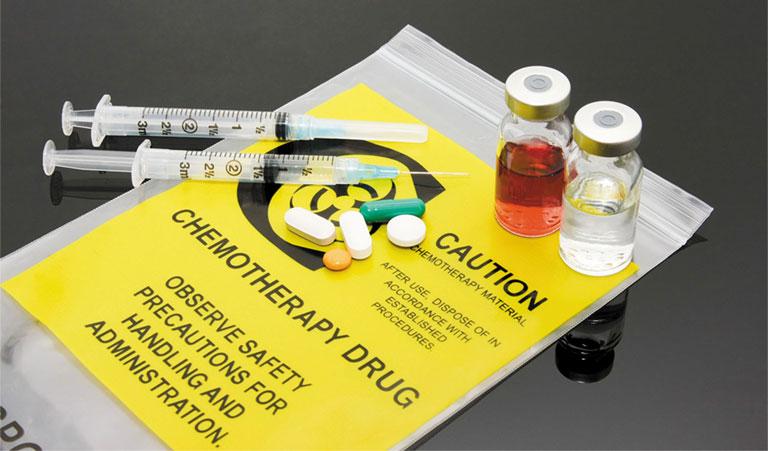 thuốc hóa trị gây đau dạ dày