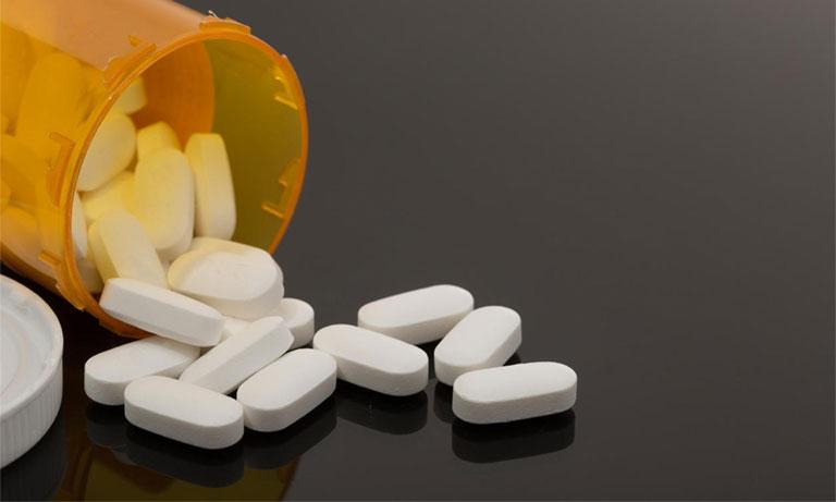uống thuốc giảm đau bị đau dạ dày