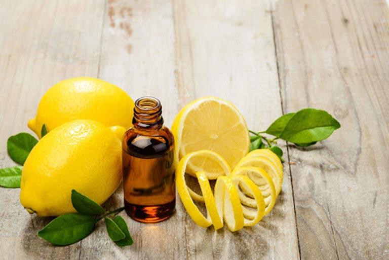 cách giảm ốm nghén bằng tinh dầu chanh