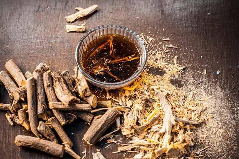 cách giảm ốm nghén bằng cam thảo