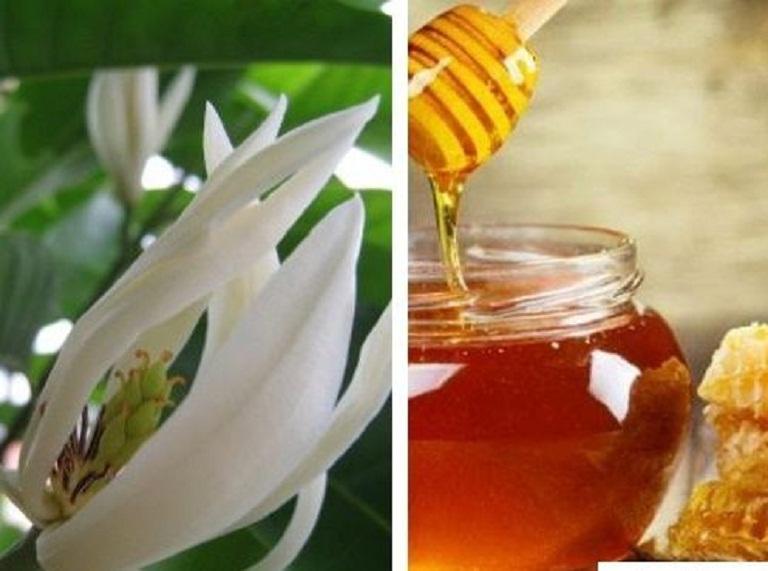 Chữa vô sinh hiệu quả bằng hoa ngọc lan và mật ong