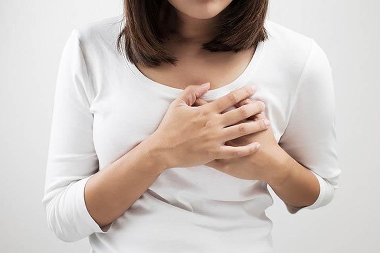 So với lần đầu mang thai, cảm giác đau ngực khi mang thai lần 2 có mức độ nghiêm trọng hơn