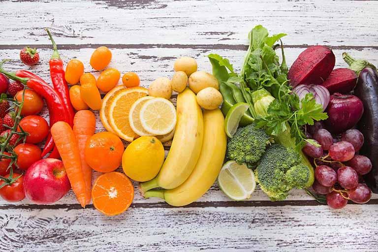 Duy trì chế độ dinh dưỡng khoa học, giàu chất xơ