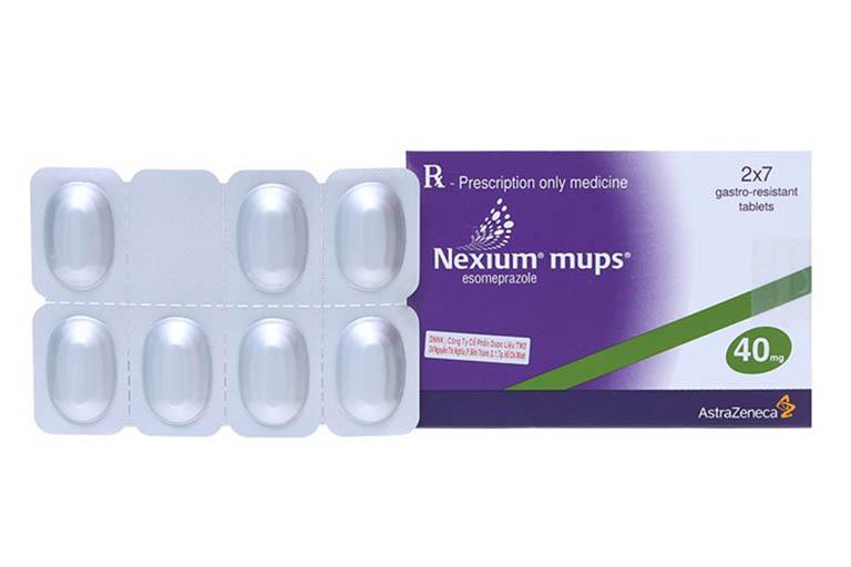 Liều dùng thuốc Nexium