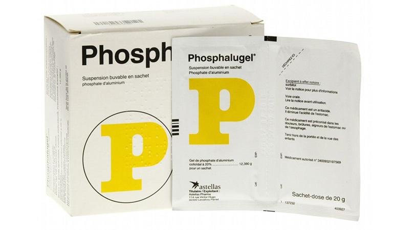 thuốc phosphalugel có tác dụng gì