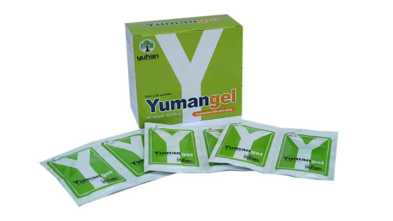 thuốc Yumangel có tác dụng gì