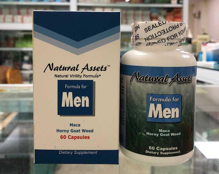 thuốc kéo dài thời gian quan hệ Formula For Men
