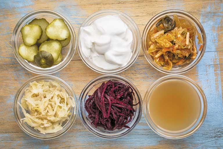 Probiotics trong và sau đợt điều trị kháng sinh