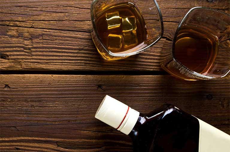Uống rượu nhiều có bị viêm gan B không