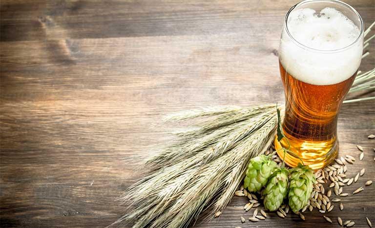 viêm gan B có được uống rượu bia