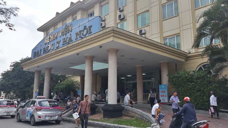bệnh viện chữa trào ngược dạ dày
