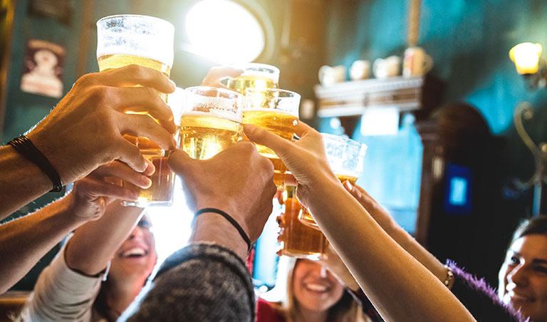 Cách giải rượu cho người đau dạ dày