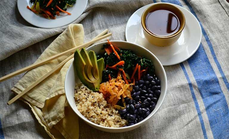 Chữa bệnh phụ khoa bằng thực dưỡng